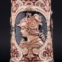 Пивная кружка Ахиллес, 1 1/2 л, Simon Peter Gerz, Германия, кон. 19 в.